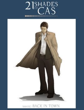 21 Shades of Cas ~ back in town by Sempaiko