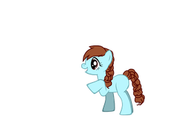 Ponypwners pony named Nise by Alleg1000
