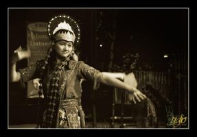 RAMPAK TOPENG by indonesia