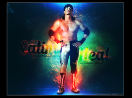 Latino Heat Wallpaper by AccidentalArtist6511