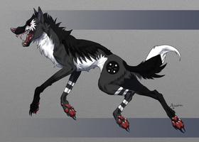 Adoptable Auction CLOSED by BloodyScreeching