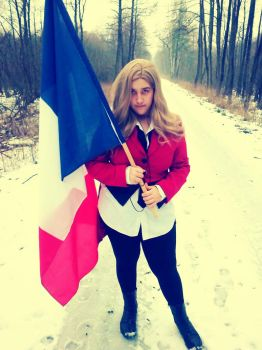 fem!jolras cosplay (or however you call it) by xxIgnisxx