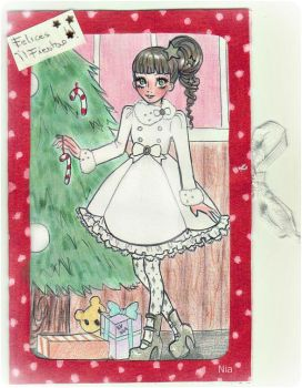 Merry Christmas by Nia-EGL