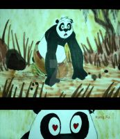 The Day I First Fell In Love With Kung Fu. . . by InkArtWriter