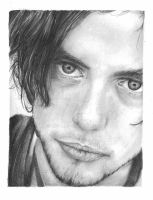 Jackson Rathbone by CoralinLi