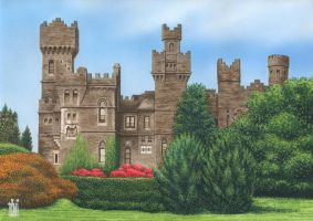 ASFORD CASTLE_IRELAND. by toniart57