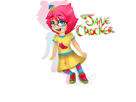 trickster jane by Mindy-cupcake