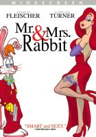 Roger and Jessica Rabbit as Mr. and Mrs. Smith by Christo-LHiver