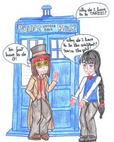 Cosplaying Dr Who by StradivariaCSl