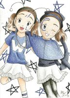Blue and White Day '06-'07 by Zakuri