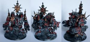 Chaos Ironclad Dreadnought by Edinator