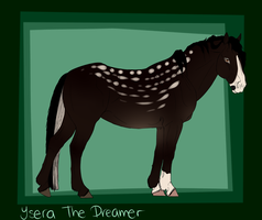 4460 TK's Ysera by Tempest-Keep-Stables