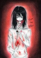 Jeff The Killer by takanithehedgehog