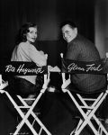 Rita Hayworth & Glenn Ford by slr1238