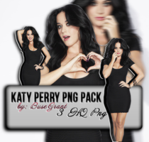 Katy Perry Png Pack (Zip) by BuseGrant