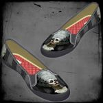 Ms Fright Keds Shoes by asunder