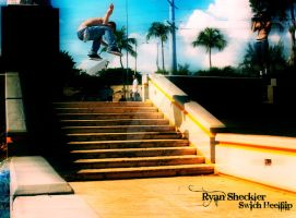 Ryan Sheckler 2 by gochiestrella