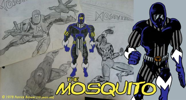 The MOSQUITO by Brower