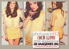 Photopack #12 - Cher Lloyd. by whereveryousmile