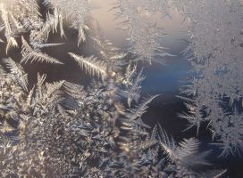 Frozen window... by mirmirs