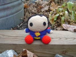 Chibi superman, Custom order by akane0