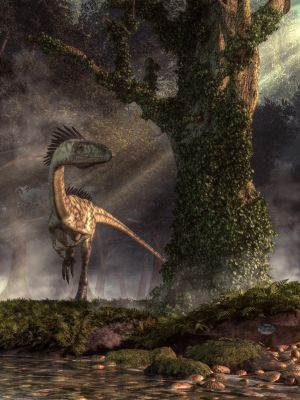 Coelophysis by deskridge