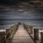 march into the sea by Ditze