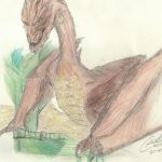 Smaug-The Hobbit by CristianGarro