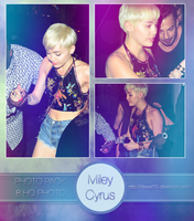 Miley Cyrus Bangerz Tour Photo Pack by 4ever29