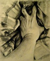 Hand Study 4 by ethician