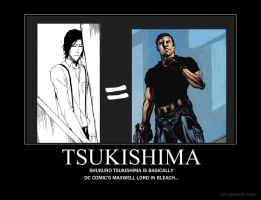 Bleach: Tsukishima by Selecthumor