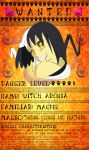 Wanted Witch: Aronia by Mareo-and-Anime