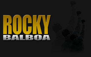Rocky Wallpaper by Luned13