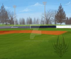 GC Baseball field... Background by TaiOMega