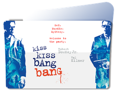 Kiss Kiss Bang Bang by ALFA-ES-ASRORI