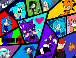 TEAM FC WALLPAPER 2 .DONE. by UzumakiSoup