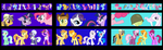 Archer Intro Pony Tile by adecoy95