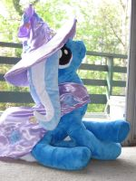 The Great and Powerful Trixie! by munchforlunch