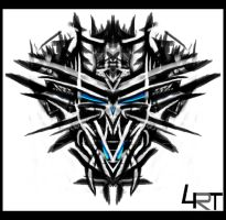 Transformer Cold As Ice by 4ort