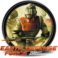 Earth Defense Force Insect Armageddon - Icon by DaRhymes