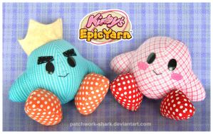 Patchwork Epic Yarn by Patchwork-Shark