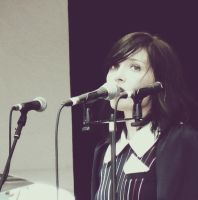Sarah Blasko by catemate