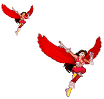 Sprite Work: Thunderbird by SXGodzilla