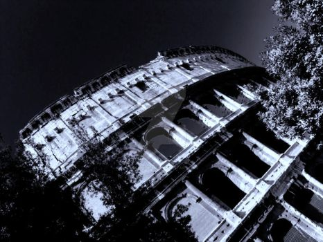 Colosseum IR by WyldSide-mx3