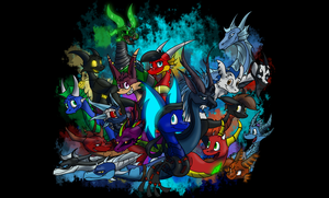 Community by WingedWilly