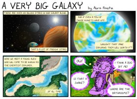 A Very Big Galaxy: Part 1 by vaiya