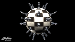 Mine Chess by gfx-micdi-designs