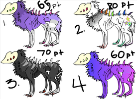 Senglenti point adopts. READ. by freaking-adopts