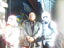 Neville6000 And The Stormtroopers by Neville6000