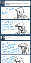 Tumblr questions dump #1 by Chradi